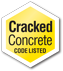 Code Listed for Cracked Concrete