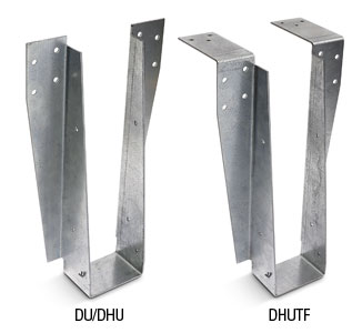 Simpson Strong-Tie DHU Hangers